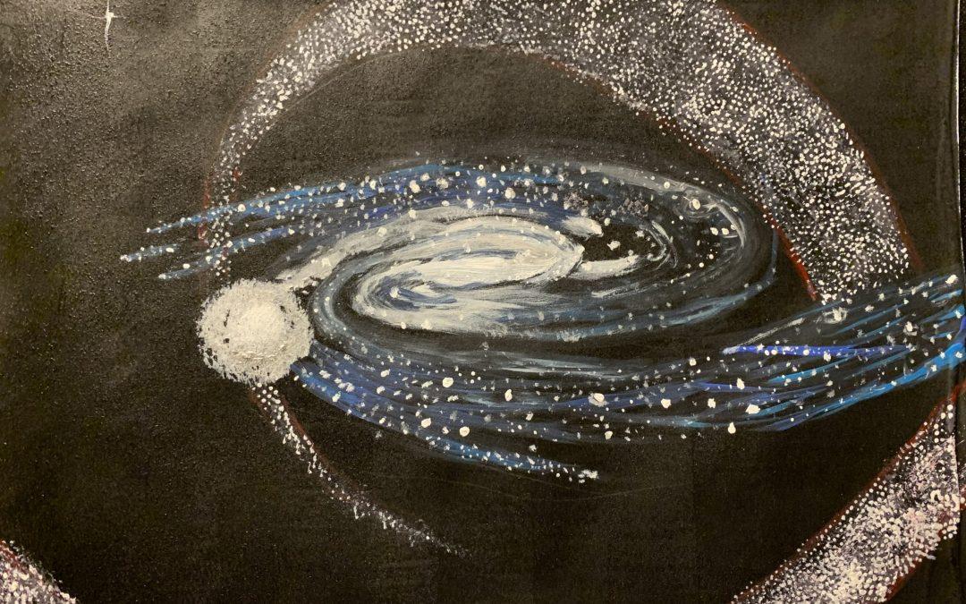 Die Galaxie XMV9991